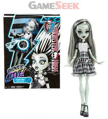 Monster High Ghouls Alive Doll - Frankie Stein - Dolls And Playsets Brand New