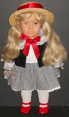 "Nmib Gotz 20.5"" Raylene Play Doll 90-47061 Made In Germany"