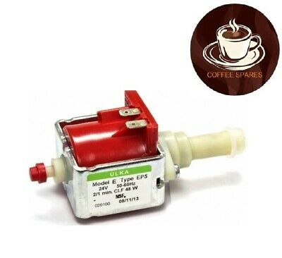 ULKA EP5 *24 volt* 15 bar Coffee Machine Pump  for home espresso coffee machines