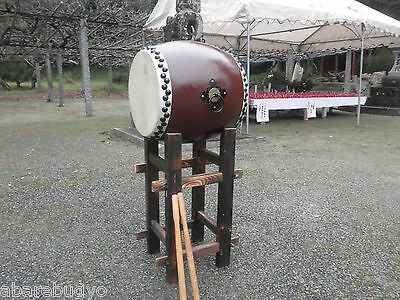 Japanese Taiko drum     1.2  Shaku