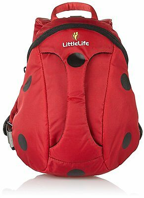 LittleLife Toddler Child Kids Animal Daysack Backpack School Bag & Safety Reins