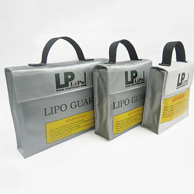 Lipo Battery Safe Charging Protection Explosion-proof 240x65x180mm Bag Li-po B