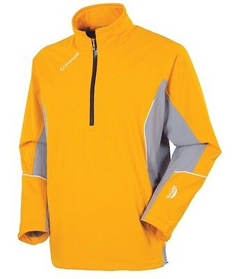 Sunice Mens Birmingham (2015) Zephal Waterproof Golf Pullover-S43002 Medium