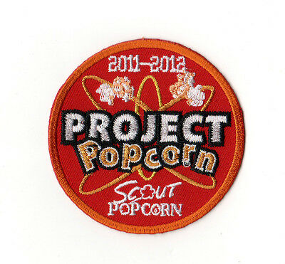 Scouts Canada Trail's End Popcorn 2011-2012