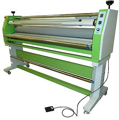 """New 55"""" AK-500 large electric cold roller laminator for mounting overlaminating"""