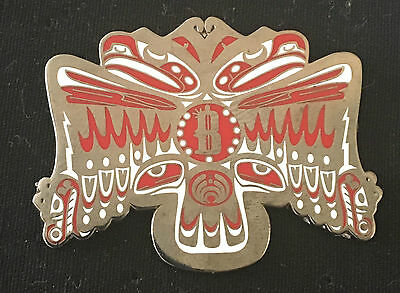 Bassnectar-Native American Art Pin Limited Edition Sold Out