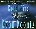 COLD FIRE unabridged audio book on CD by DEAN KOONTZ