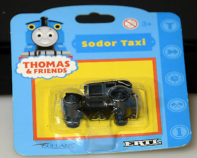 New, Sealed, ERTL Sodor Taxi #34621 (2001) Thomas & Friends