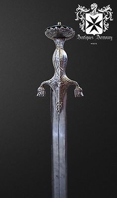 Antique Afghan Indo Persian Pulwar Sword Shamshir