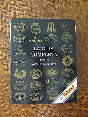 Complete Guide for Habano Enthusiasts - Cigar Catalog (in Spanish)