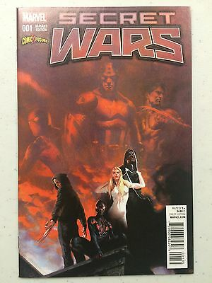 Secret Wars #1 2015 Comicxposure Dell Otto Limited To 3,000 Variant  NM Marvel