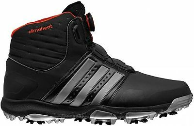 Adidas Climaheat BOA, Black/Iron Met/Bold Orange