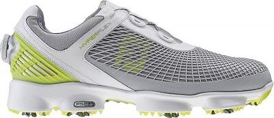 FootJoy Hyperflex BOA, white/lime, M-Leisten