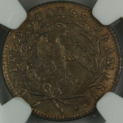 1797 Draped Bust Half Dime, NGC UNC Details, 13 Stars, Great Coin, VERY RARE.