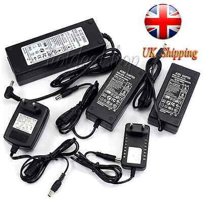 DC 12V 2A 3A 5A 10A Power Supply Charger Adaptor Plug for LED Strip Light Lamp