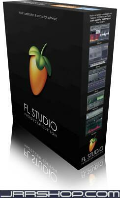 Image Line FL Studio V20 Producer Edition  eDelivery JRR Shop