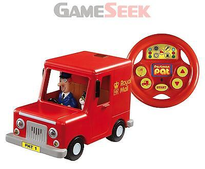 Postman Pat Drive And Steer Pats Van - Toys Brand New Free Delivery