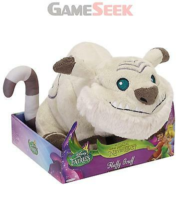 Fairies Gruff The Neverbeast Doll - Toys Brand New Free Delivery