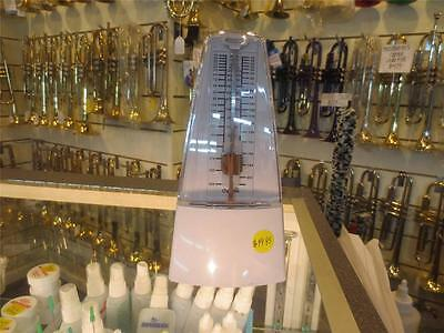 Cherub Mechanical Metronome-White-New-Special Price! Great Gift Item!