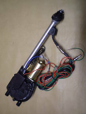 Landcruiser 80 series, fully electric antenna. NEW!