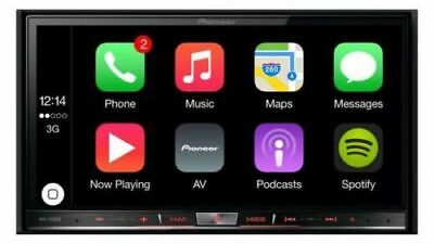 "Pioneer AVH-4200NEX Double 2 DIN DVD/CD Player 7"" LCD Bluetooth HD Radio CarPlay"