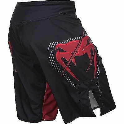 Venum Train Hard Hit Heavy Fight Shorts UFC NoGi MMA BJJ