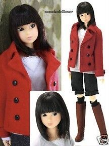 Momoko Slow Smile Tradition Apple Version Dressed Brunette Doll by Sekiguchi~MIB