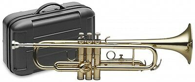 Stagg WS - TR215 Bb Trumpet with Case. Free Delivery