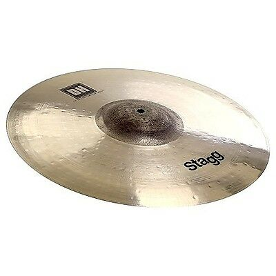 Stagg DH-CMT17E 43cm DH Exo Medium Thin Crash Cymbal. Shipping Included