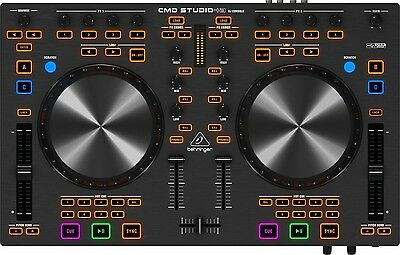 BEHRINGER DJ CONTROLLER CMD STUDIO 4a. Delivery is Free