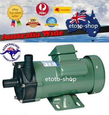 MD-70R  Magnetic Drive Water Pump 5160 L/Hr - Food Grade Industrial Pump