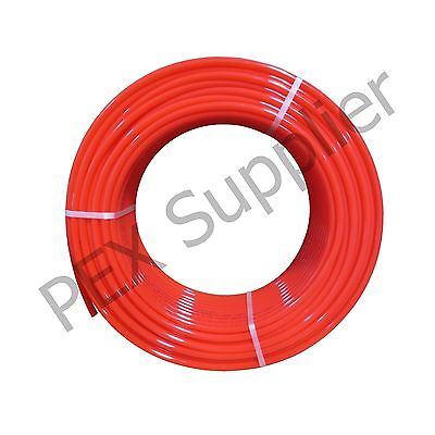"1/2"" x 300ft feet Pex Tubing Oxygen Barrier O2 EVOH PEX-B Radiant Floor Heat"