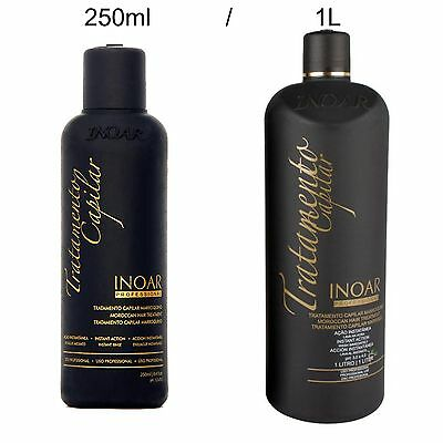"Inoar Moroccan Brazilian Keratin Treatment Blow Dry Hair Straightening ""step 2"""