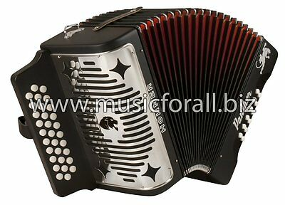 Hohner Panther FBE Pantera NEW Acordeon Accordion FA +Strap,TShirt_SAME DAY SHIP