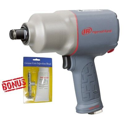 """New Ingersoll Rand 3/4"""" Air Impact Wrench 2145QIMAX"""