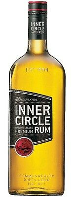 Inner circle batch distilled premium rum