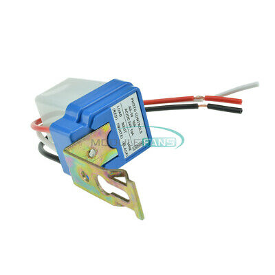 AC-DC 24V 10A Sensor Switch  Auto On Off Photocell Street Light Photoswitch