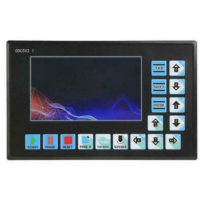 3 Axis DDCSV1.1 500KHz 3 Linkage Motion Offline Control System Controller G Code