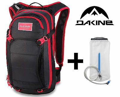 Dakine Drafter 12 Litre Ruck Sack with Water Hydration Pack 8110030 Phoenix