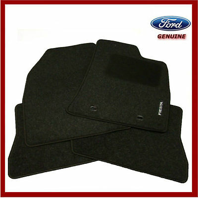 Genuine Ford Fiesta MK6 2001-2008 Tailored Carpet Floor Car Mats. 1314326