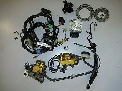 Système freinage ABS complet Honda 500 CBF ABS - PC39 - 2005