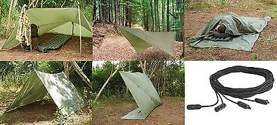Snugpak All Weather Coyote Tan Tent Bivvy Shelter Army Military Tactical 61675
