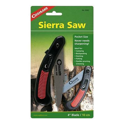 Coghlan's Coghlans 0562, Pocket Sierra Saw- Camping Hiking Hunting Yard Work
