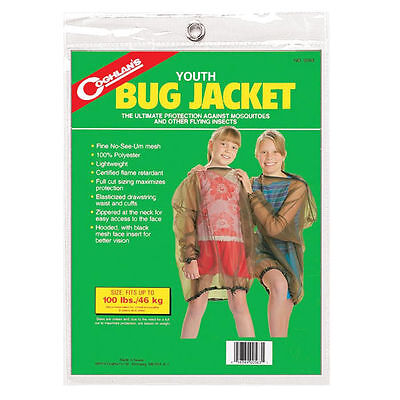 Coghlans Insect Bug Mosquito Jacket for Youth/Kids- Coghlan's #0563