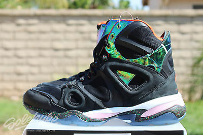 competitive price 8df1a 82697 Puma Mcq Tech Runner Mid Black Sz 8.5 Orchid Pink Alexander Mcqueen 359484  01