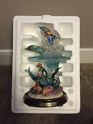"""Reflections of Paradise"" Rainbow Sea Collection 2004 - Bradford Exchange"