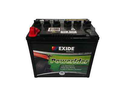 New* EXIDE POWERIDER N06 Ride On Mower Battery Replaces U1RMF