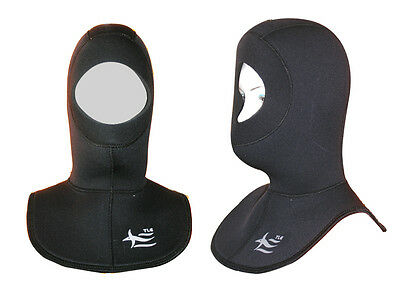 5mm Neoprene Nylon Outer & Plush Lining Spearfishing Snorkel Dive Wetsuit Hood