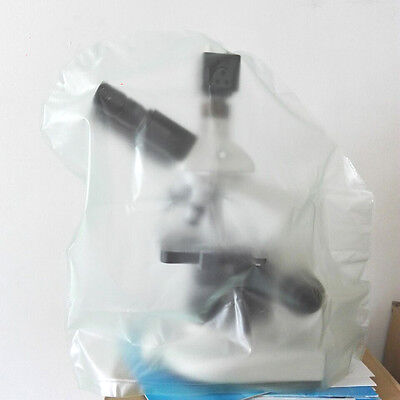 50*26*47CM Plastic Microscope Dust Cover for Compact Stand Biological Microscope