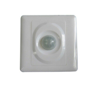 1 x IR Infrared Save Energy Motion Sensor Automatic Light Switch white new